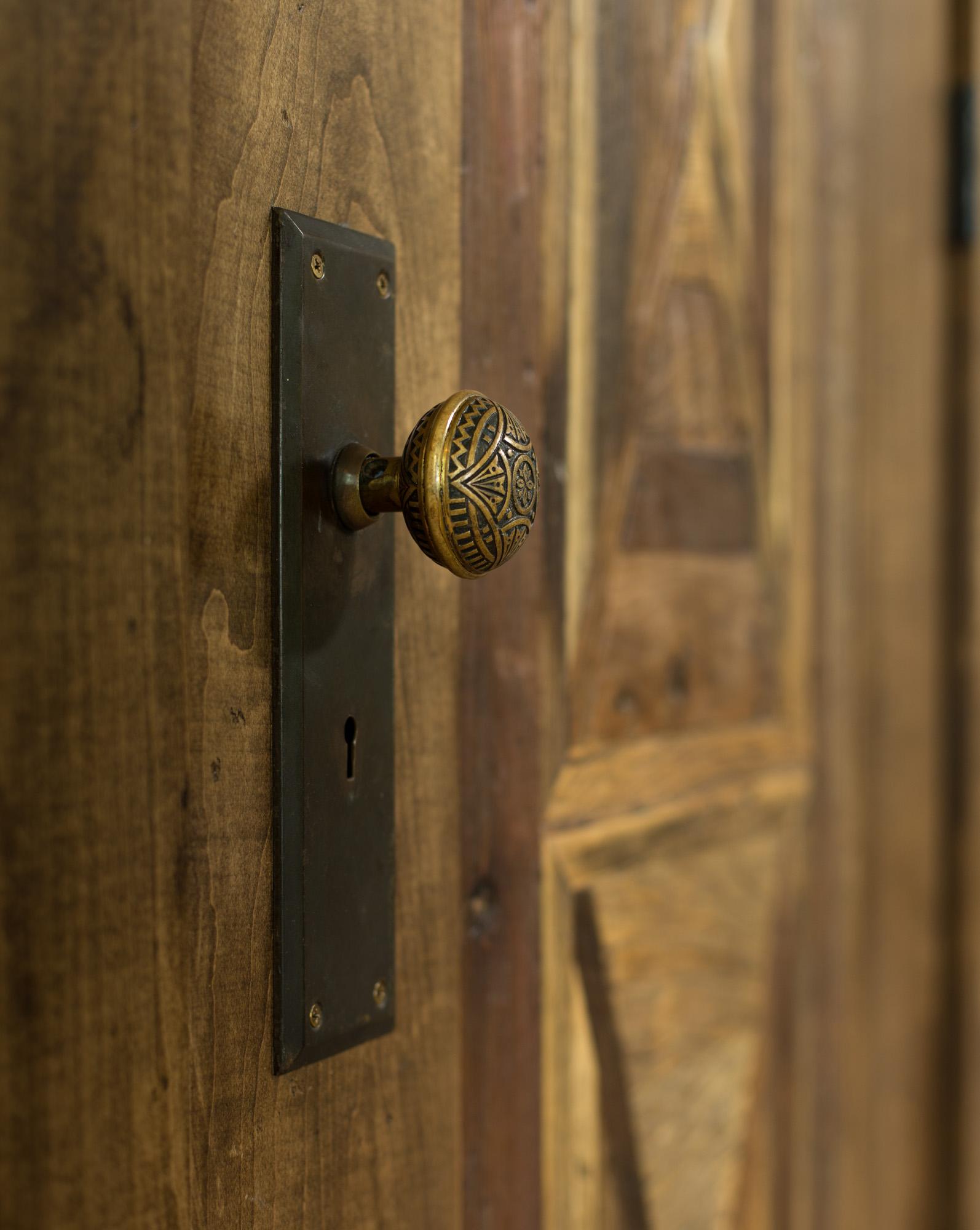 custom pantry door